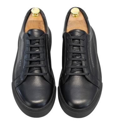 Pantofi Casual Negri,...